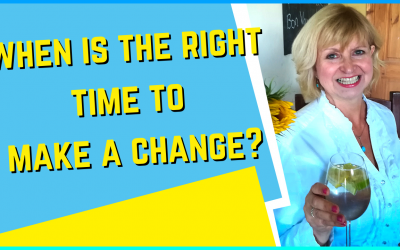 When is the right time to make a change?